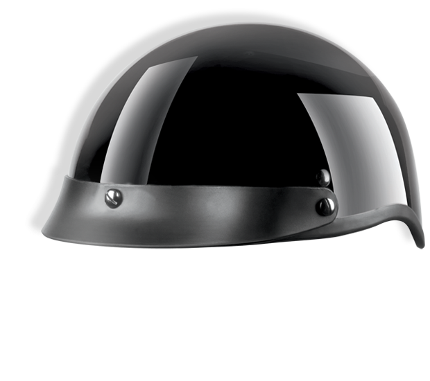 Shorty Helmet 45°